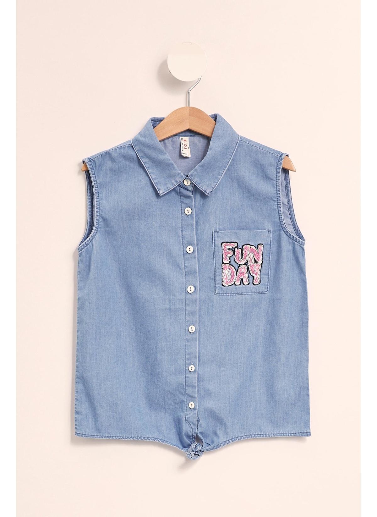 Kız Çocuk DeFacto Gömlek